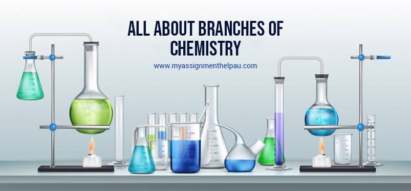 All About Branches of Chemistry