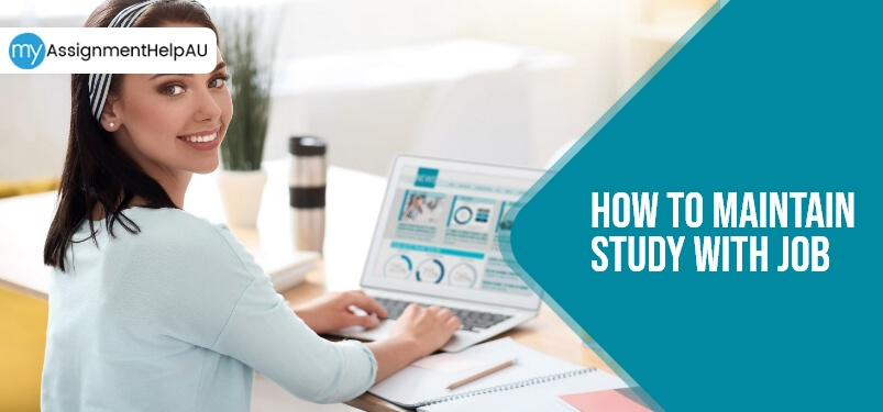 How To Maintain Study With Job