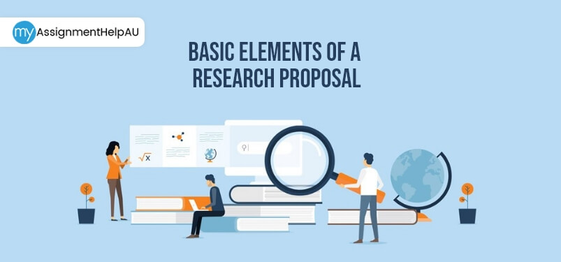 Basic Elements of a Research Proposal