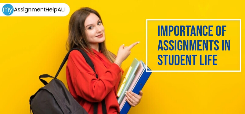 Importance Of Assignments In Student Life - Myassignmenthelpau