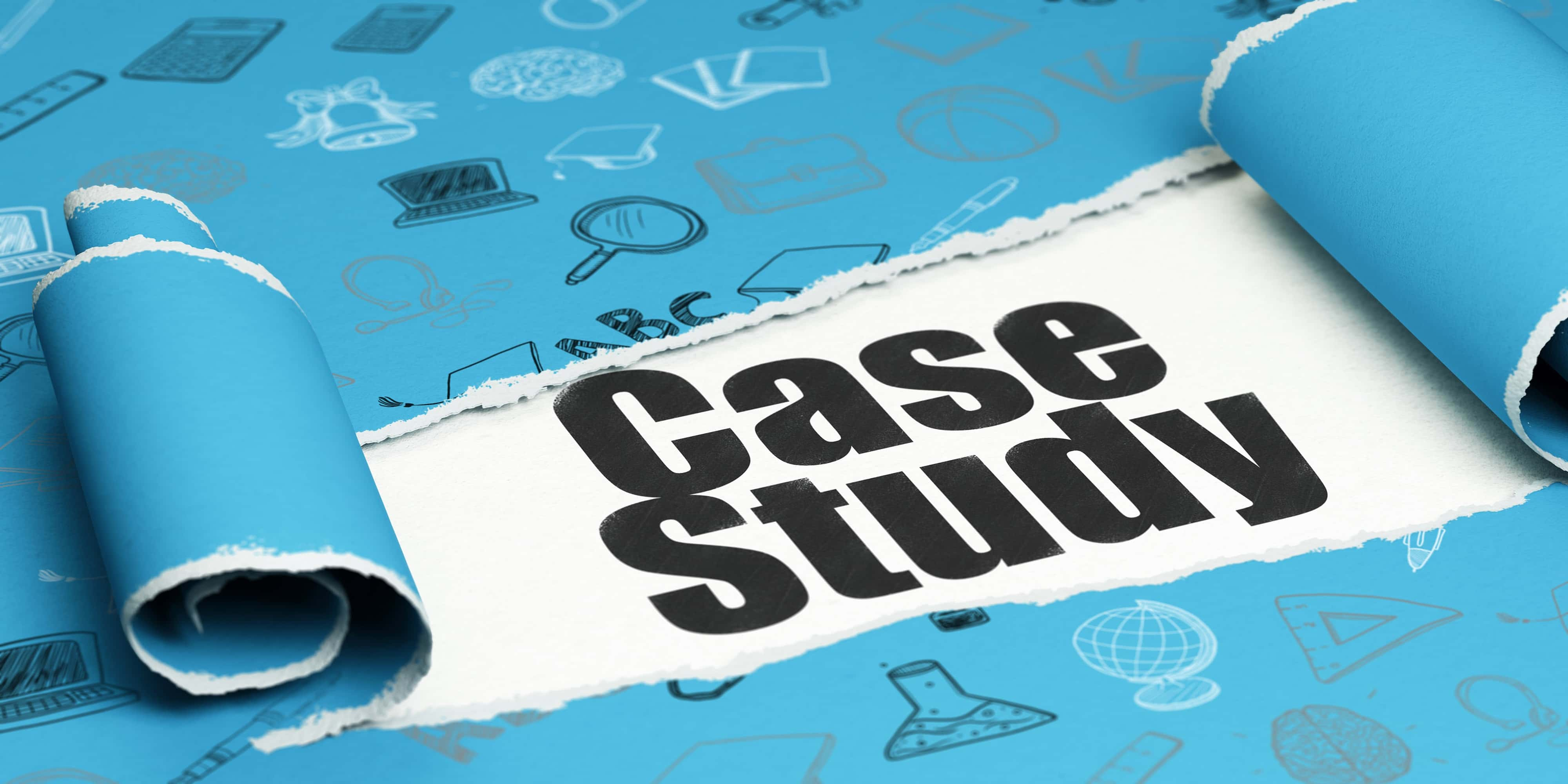 how to write a good case study report