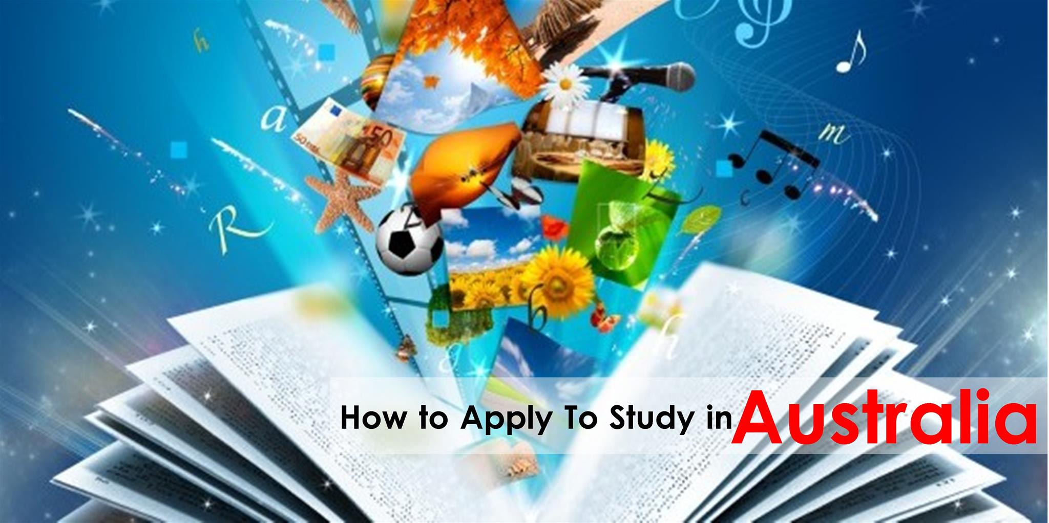 How to Apply To Study in Australia