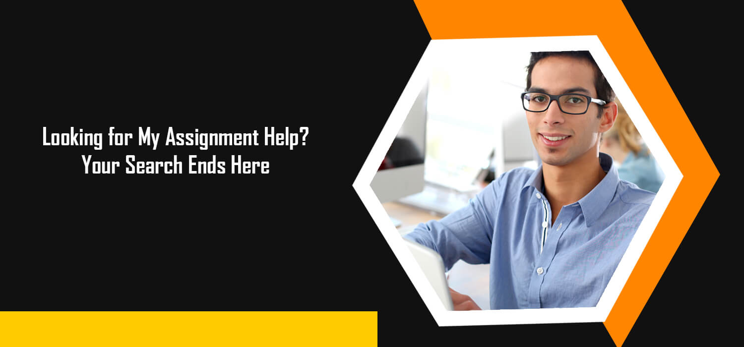 Looking for My Assignment Help? Your Search Ends Here
