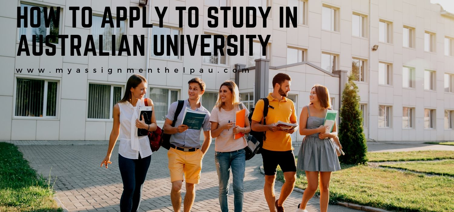 How To Apply To Study In Australian University