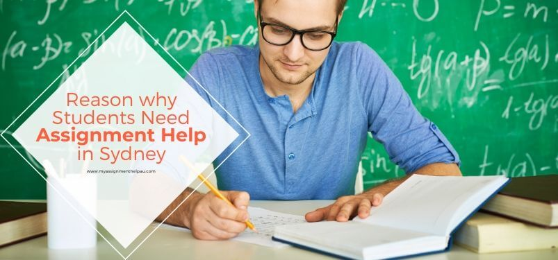 The reason why Students Need Assignment Help in Sydney?