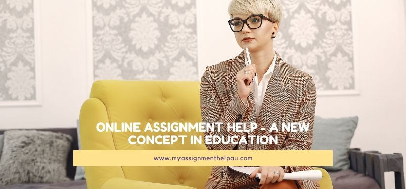 Online Assignment Help - A New Concept in Education