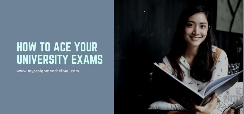 How to Ace Your University Exams?
