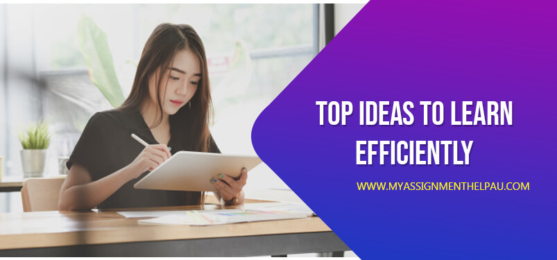 Top Ideas To Learn Efficiently